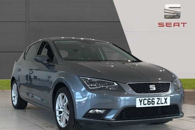 SEAT New Leon 1.6TDI (110ps) SE Dynamic Hatchback 5Door