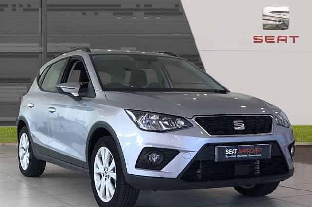 SEAT Arona 1.0 TSI (115ps) SE Technology SUV