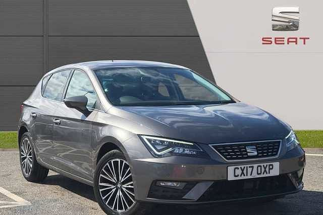 SEAT Leon 5dr (2016) 2.0 TDI XCELLENCE Technology 150PS