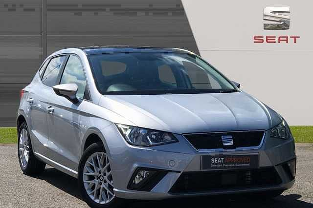 SEAT Ibiza 1.0 TSI (95ps) SE Design (s/s) 5-Door